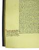 Manuscript annotations in Augustinus, Aurelius: De consensu evangelistarum