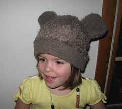Hat - Teddy Bear