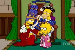 the Tudors simpsons style (Lady_Charlotte) Tags: castle anne elizabeth jane thomas howard mary katherine simpsons tudor edward more henry homer moe aragon seymour viii vi cromwell parr cleves tudors mideval boleyn cranmer i