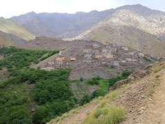 The berber village of Aremd (Frans.Sellies) Tags: morocco maroc marokko