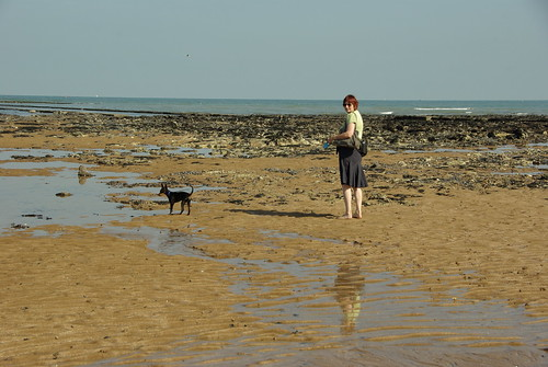 Jean and Draco - Foreness Bay