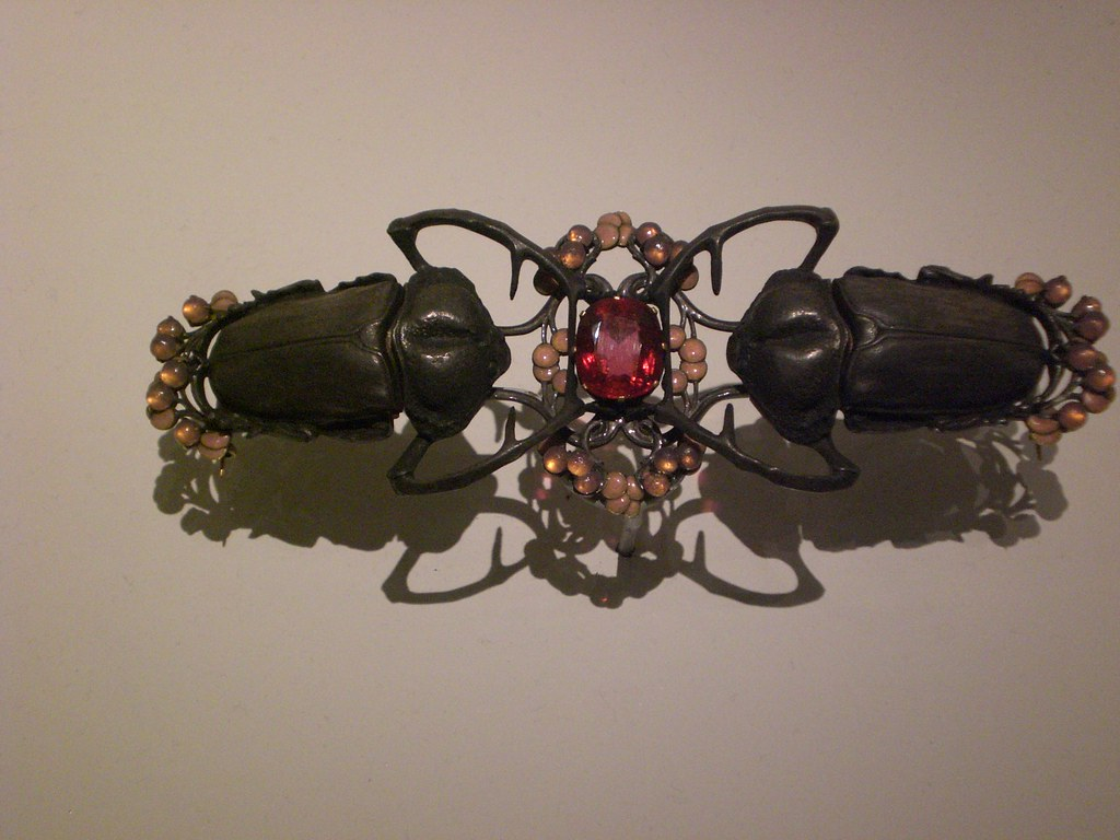 Rene Jules Lalique (1860-1945) Украшения. 81042