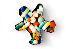 (ion-bogdan dumitrescu) Tags: white man cookie background pharmacy human drugs drug pills shape addiction cutter pharmaceuticals bitzi ibdp mg0351 pharmaeutical iamapharmacist ibdpro wwwibdpro ionbogdandumitrescuphotography