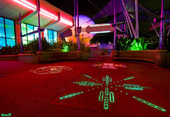 Even the Ground Receives Innoventions at EPCOT Center (Tom.Bricker) Tags: vacation architecture america photoshop landscape orlando epcot nikon raw florida disney mickey disneyworld mickeymouse characters nikkor wdw dslr waltdisneyworld figment magical iconic epcotcenter themepark waltdisney worldshowcase futureworld orlandoflorida wdi lakebuenavista imagineering colorsaturation disneyresort nikondslr disneypictures yearofamilliondreams photoshopcs3 disneypics waltdisneyimagineering disneyphotos wedenterprises disneyphotography wdwfigment tombricker vacationkingdom vacationkingdomoftheworld disneyworldpictures waltdisneyworldpictures