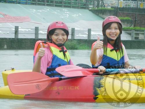 20091004碧潭獨木舟體驗營25