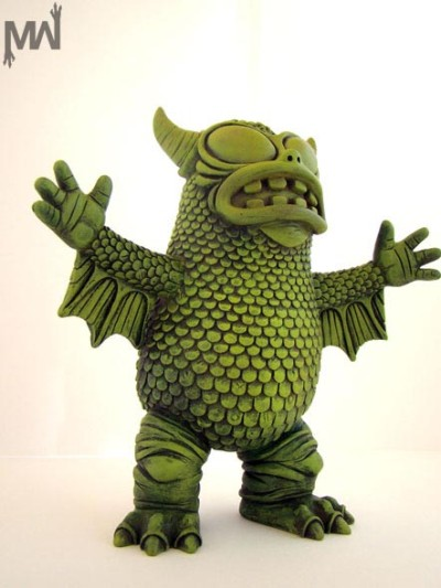 Jeff Lamm Greasebat Vinyl Toy