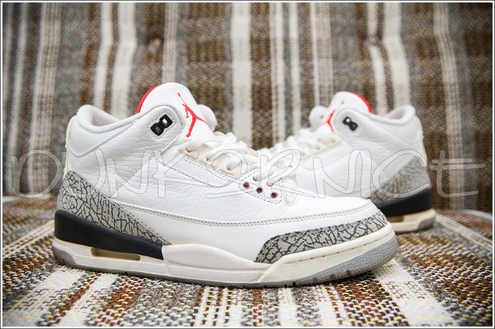 1994 White Cement III's.