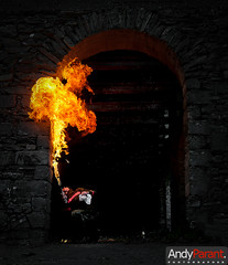 EVIL (andyparant.com) Tags: urban fire bolas burn poi concept flamme feu firebreathing jongle cracheur crachage
