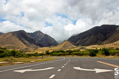 Honestly, Either Way Works (David Freid) Tags: road trip travel summer vacation mountain nature canon landscape island photography hawaii maui
