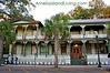 Florida House Inn Circa 1857 Fernandina Beach, Florida