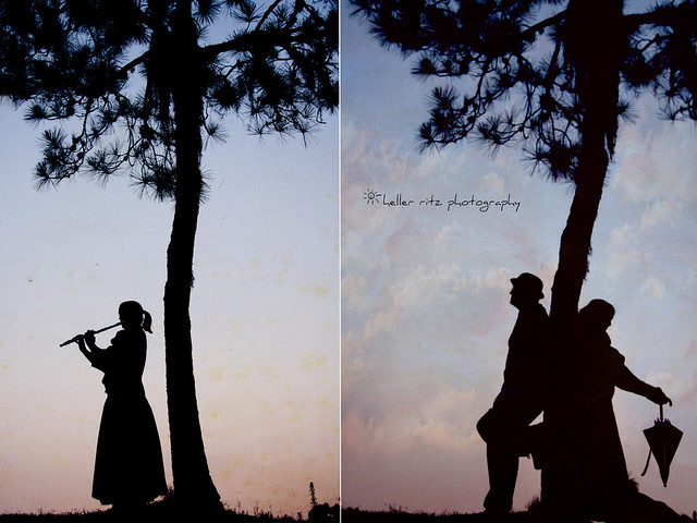 Silhouette Shoot 8