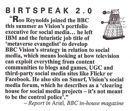 Me in Private Eye