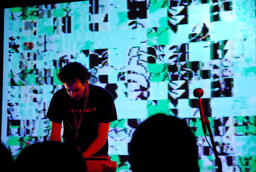 Mr. Spastic at Blip 2008