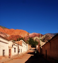 Purmamarca / City of the seven colors (.:Adry:.) Tags: argentina colors sony hill colores cerro noa siete purmamarca jujuy bigpicture noroeste dscw5 aplusphoto goldstaraward