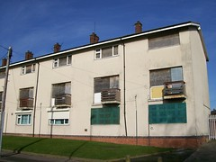 Wood End - Advice Centre 2 (lydia_shiningbrightly) Tags: demolition housing coventry woodend socialhousing councilhousing housingassociation whitefriarshousing