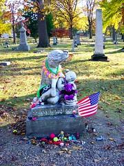 Woodland Cemetery 3 November 2008 050b