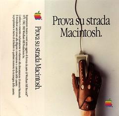 Prova su strada Macintosh