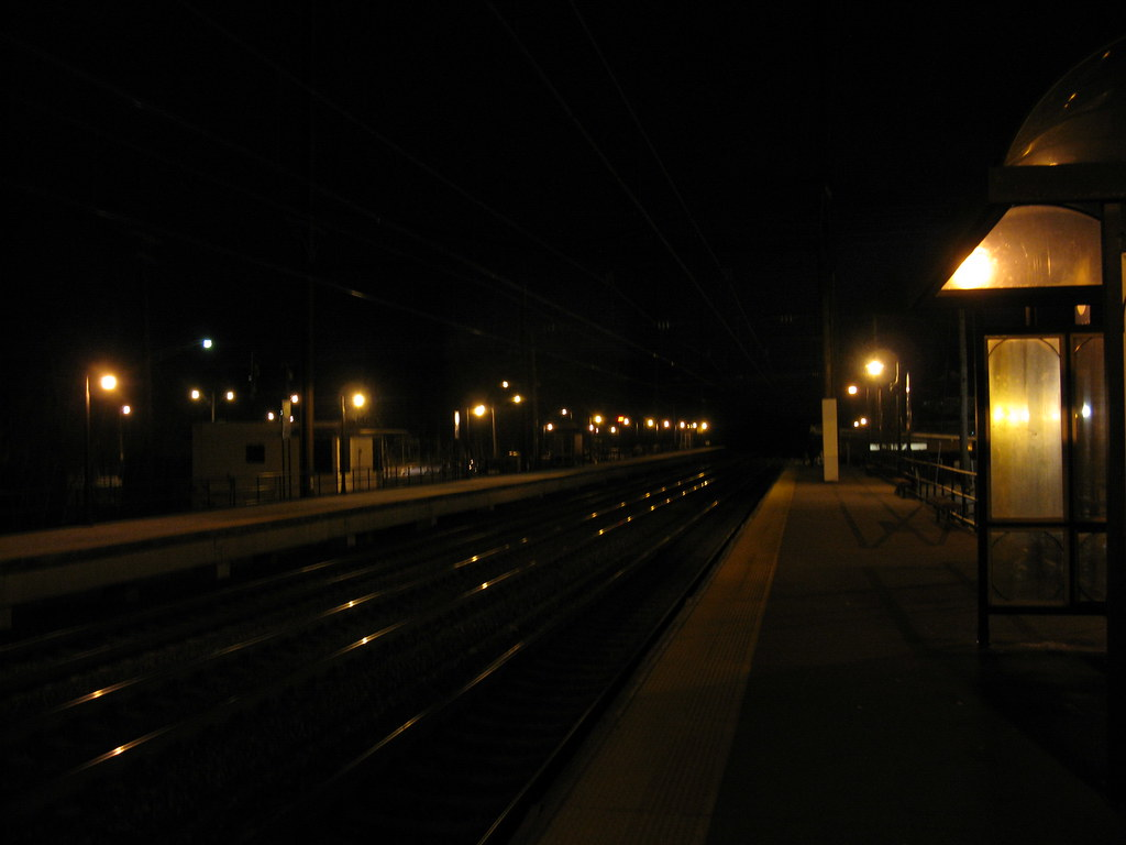 2009 01 20 - 0867 - Odenton - MARC Station