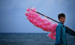 Sustainability - Cotton Candy by The Beach (Sutheshnathan) Tags: india beauty glitter soe pondicherry d300 platinumphoto anawesomeshot estremit sutheshnathan