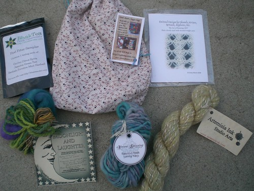 Phat Fiber January Box- Samples!