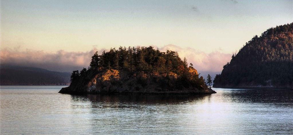 Island, Puget Sound