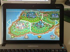 Airport mania on a netbook