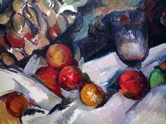 Cezanne, SL detail