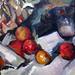 Cezanne SL detail