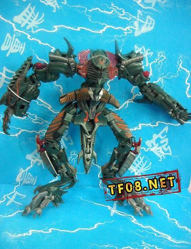 Transformers 2 The Fallen juguete