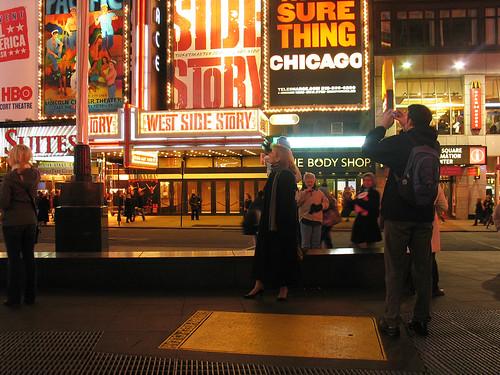 Times Sq, NYC