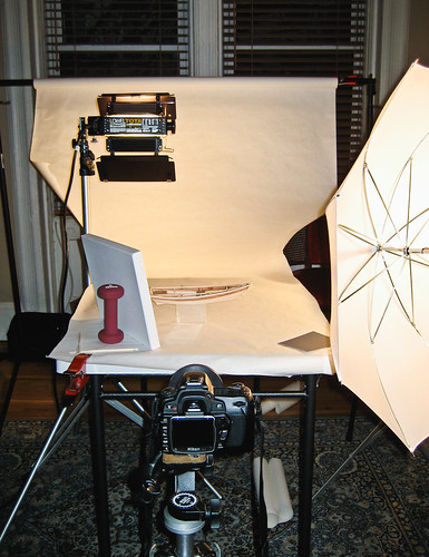 Behind the Scenes #2, Ghetto Photo Studio