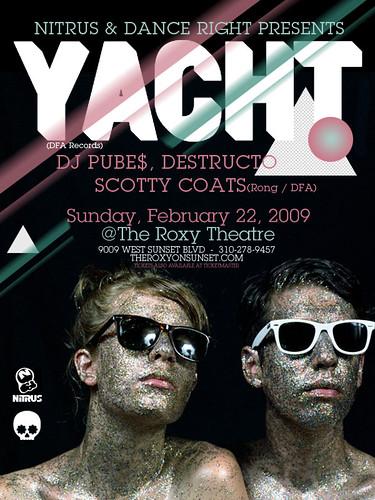 Yacht 2/22