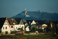 Castle and Town (hstender) Tags: castles germany rhineriver