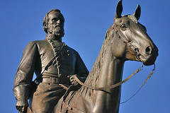 Richmond, VA - General Stonewall Jackson (mikelynaugh) Tags: monument statue virginia war general thomas jackson richmond confederate civil va stonewall confederacy monumentavenue