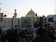 imam ali_najaf_iraq (70hassan07) Tags: grave gold shrine islam iraq ali shia mousqe 2009 imam       shiet            najjaf