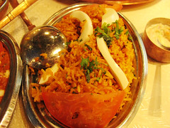 Chicken Biryani Hyderabadi