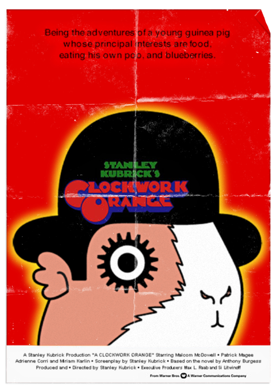 Guinea Pig Theatre:  Clockwork Orange
