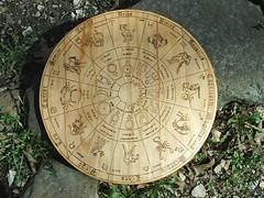 Astrology Wheel Disk
