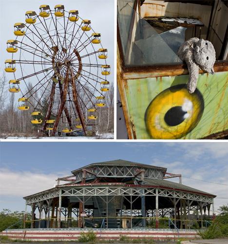 Planet Amusing: 6 Creepy Abandoned Amusement Parks
