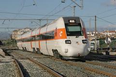 598 cartama pasando (serie103) Tags: tren trenes diesel trains kinder railroads trd ferrocarril ffcc automotor 598 nexios