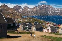 The long way home (Photos On The Road) Tags: panorama montagne mare gente greenland iceberg groenlandia 5photosaday