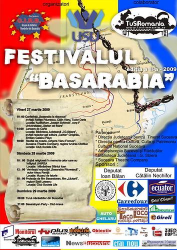 27-29 Martie 2009 » Festivalul Basarabia