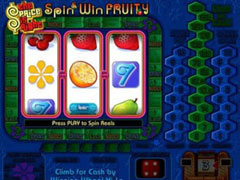 spin and win fruity