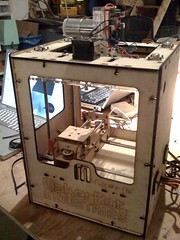 MakerBot (By Bre Pettis)