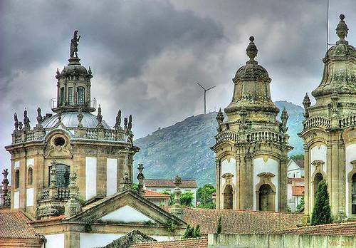 Mosteiro S. Miguel Refojos Cabeceiras de Basto