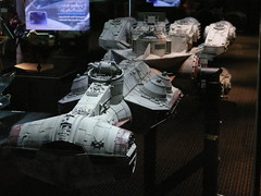 Blockade Runner (phempsall) Tags: rebel starwars sydney science exhibition scifi imagination runner blockade corvette ultimo props powerhouse cr90 phm blockaderunner corellian corellianengineeringcorporation