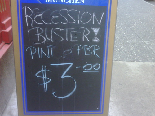 recession buster