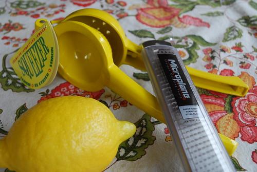 lemon giveaway