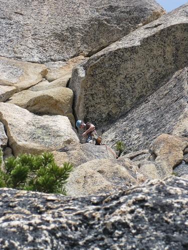 North Cascades Climbing