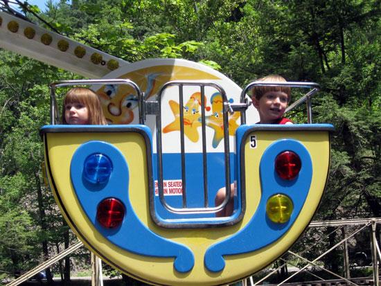 Mini Ferris Wheel (Click to enlarge)